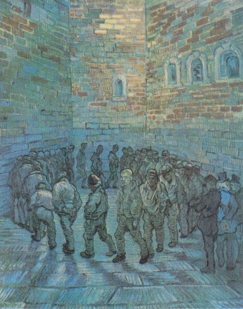 A ronda dos prisioneiros
